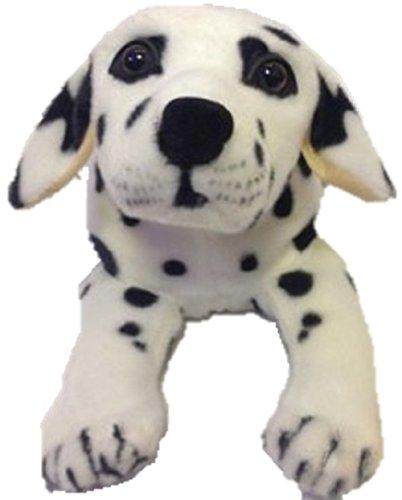 Like the Real Pet!Cute Animal Tissue Box Case Stuffed Toy (Dog Dalmatiaan)
