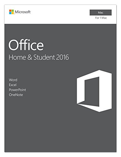 Microsoft Office Home and Student 2016 for Mac
