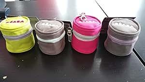 Estuche anti bacteriano chupete - Beaba: Amazon.es: Bebé