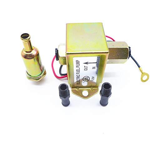 Bosting For Generac Kohler Onan Gas Diesel Generator Fuel Pump APU RV 12 Volt, MD7781