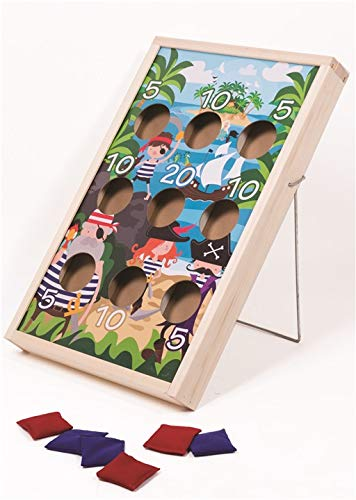 Rustik Bag Attack Sand Bag Game for The Whole Family, Ideal for Kids Parties by Rustik