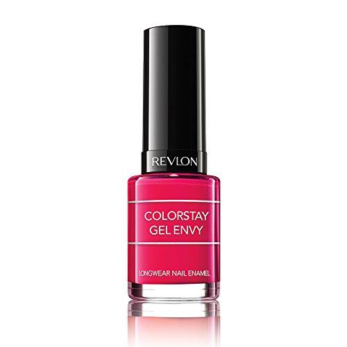 Revlon ColorStay Gel Envy Longwear Nail Enamel, Roulette Rush