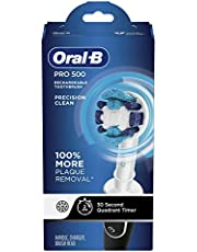 Oral-B Pro 500 Precision Clean Electric Toothbrush with Brush Head (Packaging May Vary)