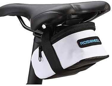 Roswheel? Bolsa para sillín de bicicleta, bolsa de almacenamiento ...