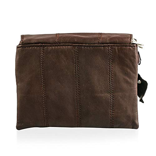 Crossover Out Close Out Leather Bag Genuine Close XSROqwf