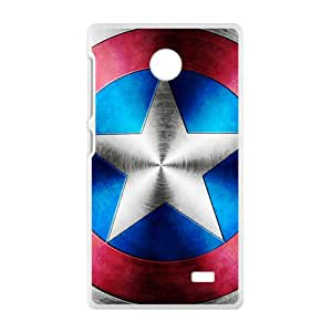 Steel Star Cell Phone Case for Nokia Lumia X