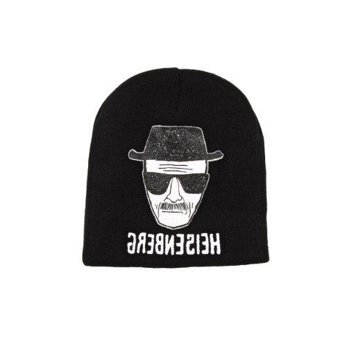 Breaking Bad Heisenberg Face Knit Beanie