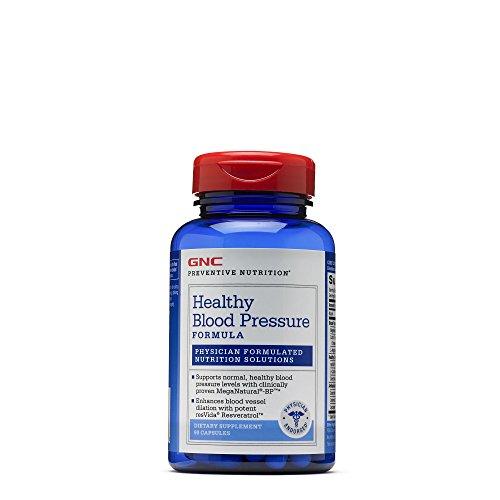 Gnc Preventive (GNC Preventive Nutrition Healthy Blood Pressure)