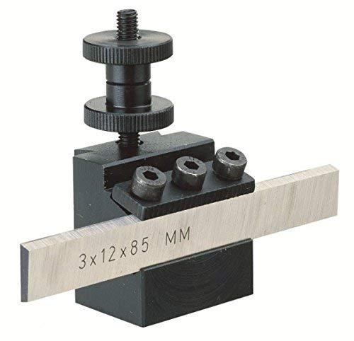 Proxxon Supporto utensile troncatore con lama 12 x 3 x 85 mm