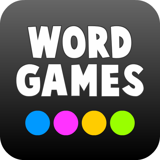 Word Games 63 in 1 - Free