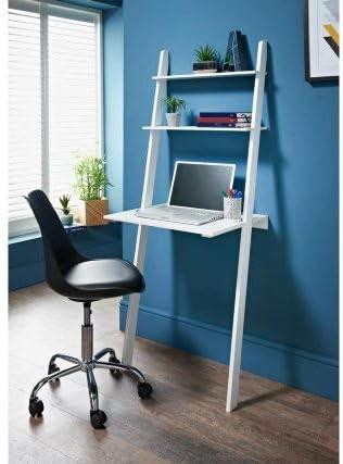 RA-HOMESTORE - Escritorio para Escalera, Ideal para Combinar decoración y Utilidad en casa: Amazon.es: Hogar
