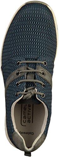 Camel Active 217,25 Herren Sneakers Blau