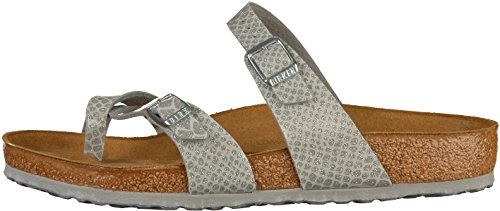 Birkenstock Mayari Snake Edition Sandals Magic Snake Silver MjSgDV
