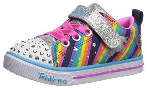 Skechers Sparkle Lite Magical Rainbows Sneaker
