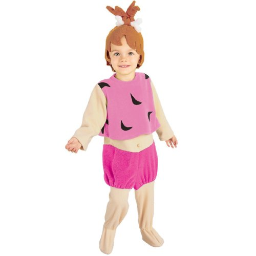 [The Flintstones Pebbles Child Costume - Toddler - Kid's Costumes] (Pebbles Child Costumes)