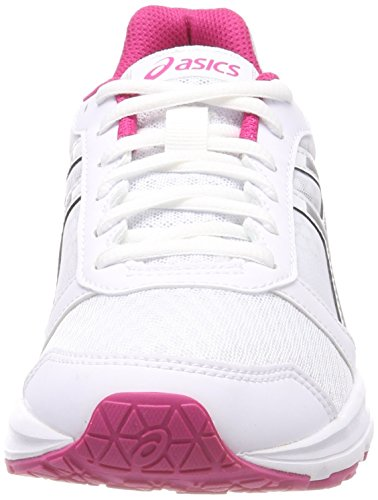 Mujer Fuchsia Zapatillas White de Patriot Para Asics Blanco Purple 0193 Running Silver 9 U4wqYYv