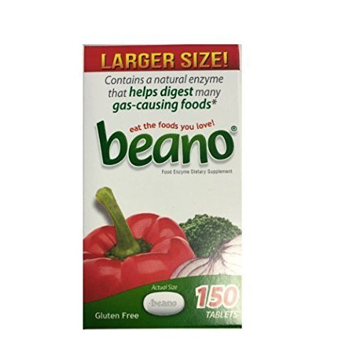 Beano Home Away Combo Pack- 4Pack (150 Count Portable Pack Hk@kSD45 by Beano