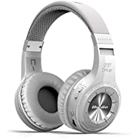 White Wireless Stereo Bluetooth Bluedio Headphone Headset For Samsung LG Sony