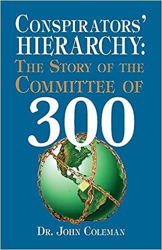 dr john coleman committee of 300