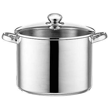 Stylen Cook grandes olla de acero inoxidable Ø 26 cm 9,5 ...