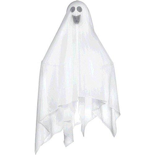 amscan Hanging Fabric Ghost   Halloween Decoration