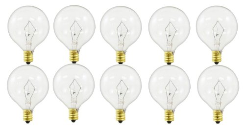 Triangle Bulbs T20629 10 pack Incandescent