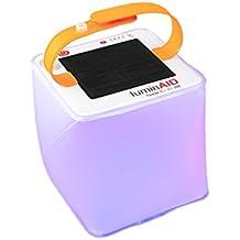 LuminAID Solar Inflatable Lanterns | Great for Camping Lantern, Emergency Light, Pool Light