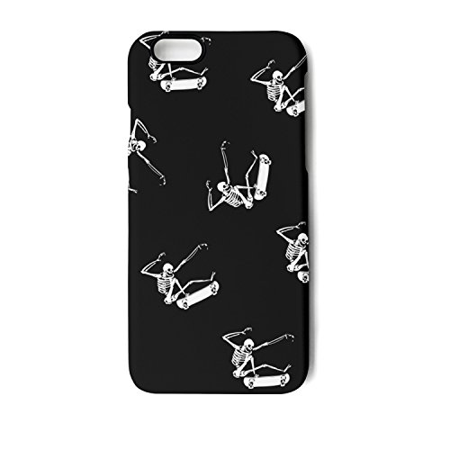 - YUEch IPhone Case Art Skateboarding Skeleton TPU Shock-Absorption & Skid-proof Anti-Scratch Phone Case For Apple IPhone 6/6S/6 Plus/6S Plus/7/7 Plus/8/8 Plus