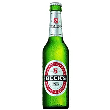 Becks Bier Premium Lager (24 X 275ml)