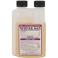 Star SAN 236ml (8oz) Genuine Sanitizer for Surface Sanitation Starsan Home Brew