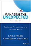 Managing the Unexpected: Sustained Performance in a Complex World