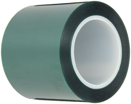Maxi 248 Polyester/Silicone Single Coated Splicing Tape, 3.3 mil Thick, 72 yds Length, 4