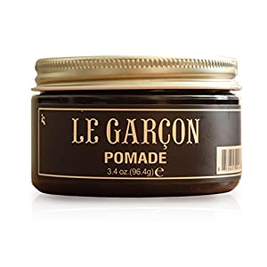 Le Garcon Hair Styling Pomade For Men Who Refuse To Compromise