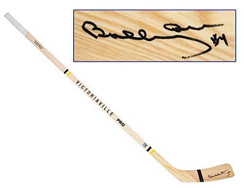 - Bobby Orr Boston Bruins Autographed Autograph Victoriaville Hockey Stick: GNR COA - Certificate of Authenticity Included