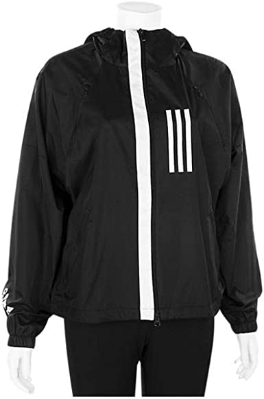 Rascacielos Escoba Él mismo  Adidas WND Jacket at Amazon Men's Clothing store