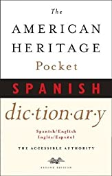 * AMERICAN HERITAGE POCKET SPANISH