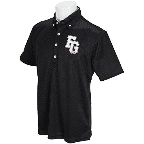 フィラ FILA 半袖シャツ?ポロシャツ ブロック柄 半袖ボタンダウンポロシャツ