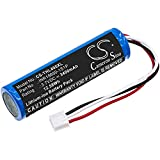 Replacement Battery for Theradome LH40 LH80 LH80