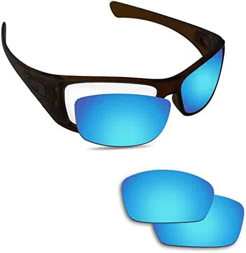 93ba65db12 Fiskr Anti-saltwater Replacement Lenses for Oakley Hijinx Sunglasses - Various  Colors