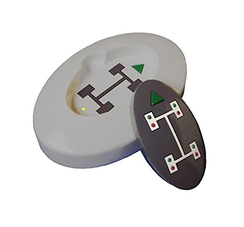 CIPA 03001 Gray Wireless RV Leveler