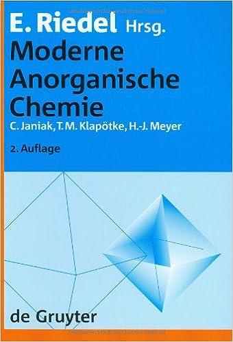 Pdf anorganische chemie riedel
