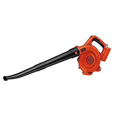BLACK +DECKER   LSW36B  40V MAX* Lithium Sweeper