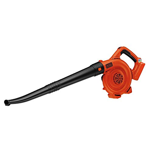 - BLACK+DECKER LSW36B 36V Outdoor Sweeper - Bare Tool Only