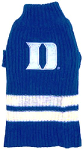 Pets First Duke University Sweater, Large