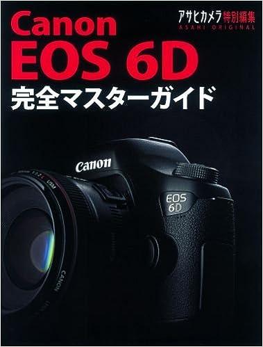 User Guide Manual Canon EOS 6D Mark II Camera Instruction Book