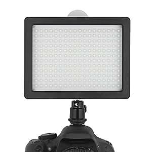 Chromo 216 LED CI-216 Dimmable Ultra High Power Panel / Camcorder Video / Digital SLR Camera LED Light  for Canon, Nikon, Pentax, Panasonic,SONY, Samsung and Olympus Digital SLR Cameras
