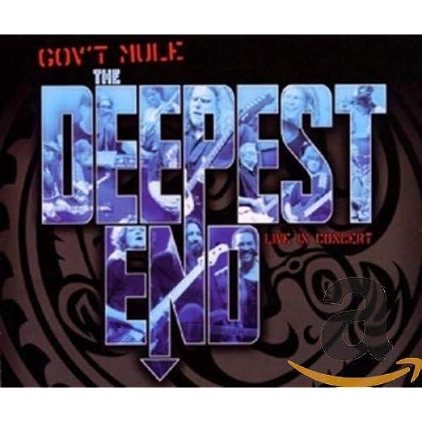 The Deepest End : Govt Mule: Amazon.es: Música