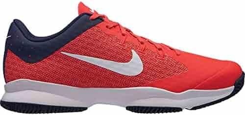 watch f241b 94edf NIKE Men s Air Zoom Ultra Tennis Shoes (14 D US, Bright Crimson White