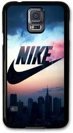 Alezentu Veigen Funda para Nike Logo Series Samsung Galaxy S5 Case ...