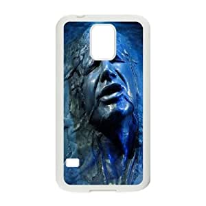 Qxhu Han Solo patterns Hard Plastic Cover Case for SamSung Galaxy S5 I9600